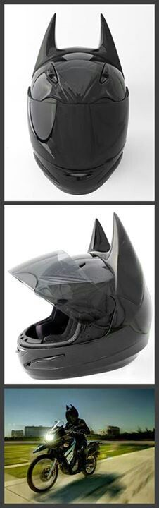 Batman Helmet I MUST HAVE!