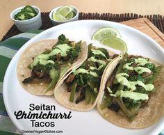 vegan tacos & wraps on Pinterest   Tempeh, Vegans and Tofu ...