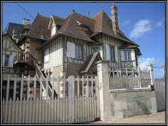Maison à Cabourg, week-end à la plage