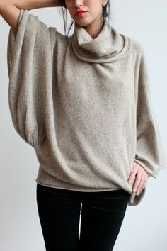 souchi lil madame butterfly luxe cashmere sweater