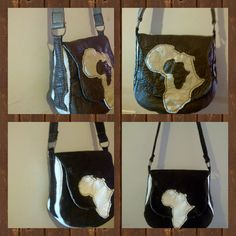Stitched with double thick Genuine Leather. African Design, Handmade Bags, Hand Stitching, Leather Bag, Messenger Bag, Satchel, Ankle, Unisex, Shoes