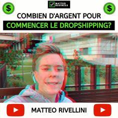 Voici combien d'argent il faut investir si tu veux avoir du succès en dropshipping en 2019! Dropshipping France / Dropshipping Produit / Dropshipping Niche 2019 / Dropshipping Francais