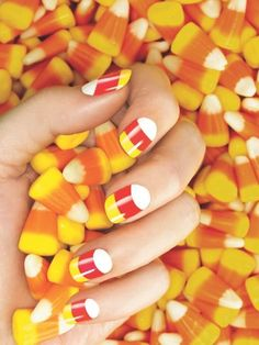 Halloween-inspired #nails!