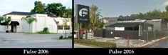 Alleged Orlando shooting scene, Pulse in 2006 & 2016.  Interesting article detailing several of the inconsistencies in the official story.