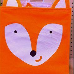Animal storage cubes - Superstore.. Come in orange fox, green deer, blue bear