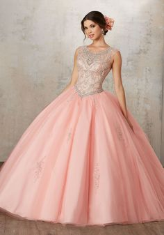 Quinceanera Dress 89129 Vizcaya Collection