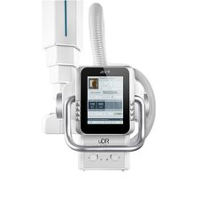 United Imaging Healthcare uDR 770i X-Ray system by Li Qing, via Behance