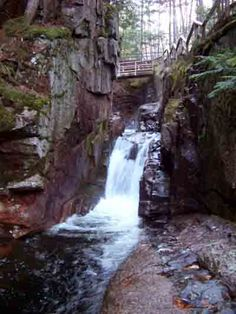 If you ever get a chance to drive the Kancamagus Highway do it! It is beautiful and has many great places to stop and put your toes in a stream or waterfall.