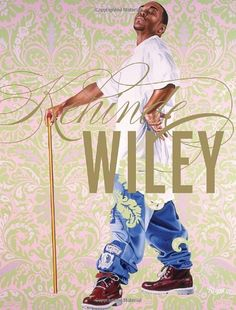 Kehinde Wiley by Thelma Golden,http://www.amazon.com/dp/0847835499/ref=cm_sw_r_pi_dp_7Z2itb0GZ4J0ZZAY