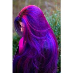 Sparks Long-Lasting Bright Permanent Hair Color ❤ liked on Polyvore featuring beauty products, haircare, hair color and hair