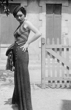 Great pants, 1930s