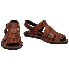 Sandalia-Masculina-em-Couro-Havana-3000-1 Huaraches, Leather Products, Footwear, Women Sandals, Havana, How To Wear, Shoes, Style, Fashion
