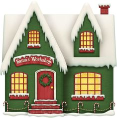 The Stunning Christmas Front Door Clipart and Best 25 Santas Workshop Ideas On Home Design Office Christmas 73206 is among photos of decorating concepts fo Christmas Float Ideas, Christmas Town, Office Christmas, All Things Christmas, Christmas Holidays, Christmas Crafts, Xmas, Christmas Front Doors, Christmas Door Decorations