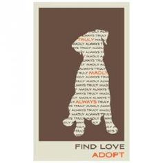Roll Over Rover Find Love Unisex Leaf Tee - Large Product Image