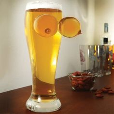 Boobs Beer Glass: