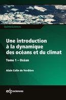 Une introduction à la dynamique des océans et du climat De Alain Colin de Verdière - EDP Sciences Earth Science