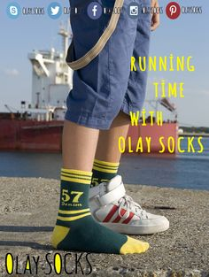#runningtime #running #time #with #olaysocks #sunday #weather #days #morning #relax #followus #socks #kidssocks #runningsocks #since1950 #madeinturkey #cottonsocks   www.olaysocks.com
