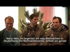 Wie sieht das Weihnachtsfest bei den Eisbären Berlin aus? http://youtu.be/89MxHGCVus4
