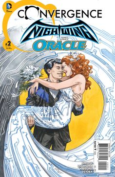 Convergence: Nightwing Oracle (2015) Issue #2