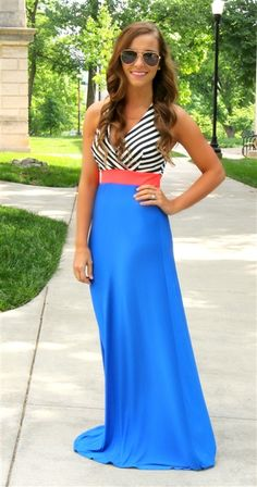 The Showstopper Maxi