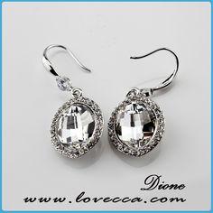 Item No.:AE1(279) #Wholesale, #swarovski, #earrings, #jewelry, #crystal, #love, #wedding, #bridal, #diamond, #fashion, #factory