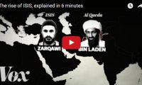 The rise of ISIS, explained in 6 minutes Its history goes back way before the group ever existed. In the few short years since the Islamic State of Iraq and Syria formed, it has done the seemingly impossible, seizing vast areas of the Middle East to form a mini-state it calls a reincarnation of the ancient Caliphate...