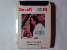 Rosanna Fratello - La Ragazza Del Sud (8-Track Cartridge, Album) at Discogs