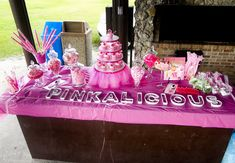 Ashlyn's Pinkalicious 2nd Birthday Party | CatchMyParty.com