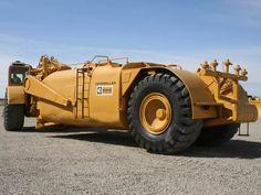 Caterpillar Heavy Equipment | ... CAT Water Wagons 1977 Caterpillar 631D – Heavy Equipment Updates