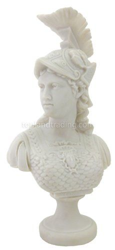 Mothers Day Gift - Athena Bust - Greek Mythology - Athens Was Named in Her Honor - Ships Immediatly francescaskitchen http://www.amazon.com/dp/B004PTLFQ0/ref=cm_sw_r_pi_dp_f9R.tb00Y2F1F