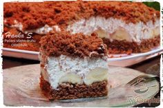 Mole cake from sheet metal Maulwurftorte vom Blech Brownie Desserts, Chocolate Desserts, Easy Desserts, Chocolate Chip Pie, Chocolate Cake Recipe Easy, Easy Cake Recipes, Sweet Recipes, Dessert Recipes, Cookies Et Biscuits
