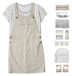 """""""above all else, in whatever you do..."""" by via-m ❤ liked on Polyvore featuring Monki, Converse, Thomaspaul, canvas, Très Pure, Shabby Chic and Jil Sander Navy"""