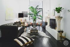 The $5k Living Room by Homepolish New York City