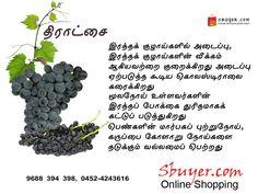grapes benefits