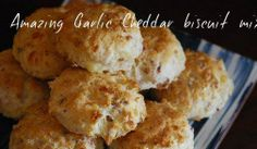 Gourmet Mixems Cheddar Garlic Biscuits mix is delicious plus quick and easy to make. Check it out at  http://www.mixems.net/idevaffiliate/idevaffiliate.php?id=1434