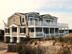 I can at least dream about this beach house being mine...