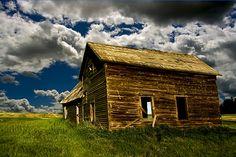 Prairies shack