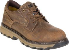 Caterpillar Tyndall Steel Toe Work Shoe (Men's)