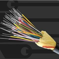 Single And Multimode Optic Fibre Cables Custom Pc Desk, Structured Cabling, Structured Wiring, Fiber Optic Lighting, Digital Cable, Timeline Design, Fiber Optic Cable, Fast Internet, Fibre
