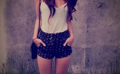 #shorts #casual #cute