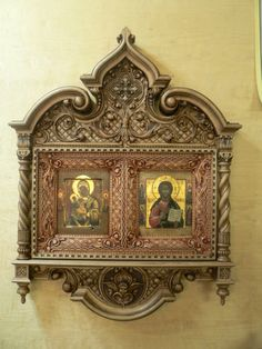 Catholic Altar, Door Gate Design, Home Altar, Baroque Architecture, Woodcarving, Zbrush, Picture Frames, Joseph, Gallery