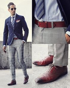 Gentleman Style 462181980493166185 - Switch up your classic menswear favorites by adding some patterns to your outfit! Source by olivierburnt Casual Look For Men, Casual Looks, Men Casual, Mens Fashion Suits, Mens Suits, Men's Fashion, Suit Men, Lifestyle Fashion, Terno Slim Fit
