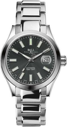 Ball Watch Company Engineer II Marvelight Grey