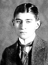 FRANZ KAFKA - 1910