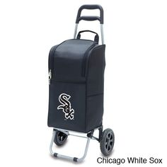 Picnic Time MLB 15-quart Insulated Cooler with Folding Trolley