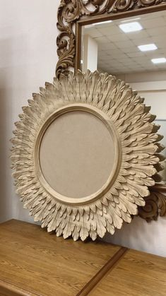 Carved Wood Wall Art, Clay Wall Art, Wood Carving Art, Wooden Wall Design, Wooden Wall Panels, Mirror Decal, Wood Framed Mirror, Curtain Designs For Bedroom, Jewelry Box Plans