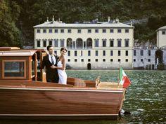 Reformado por Patrícia Urquiola, o Villa Pliniana é uma excelente e luxuosa opção para os noivos que sonham em casar em um palácio na Europa