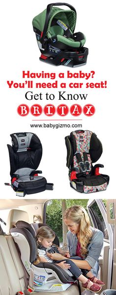 If you are having a baby, you are going to need a car seat! Check out Britax - who makes some of the best car seats on the market! #carseats #baby #babyregistry #babygizmo