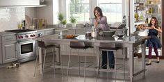 Quiero mi cocina con una Estufa de Gas GR30 WOLF!