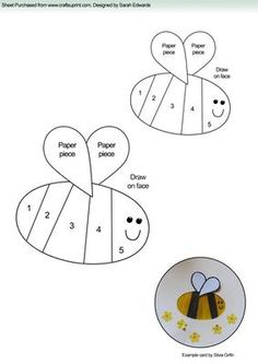 accordion paper bee craft 1000 ideas about bumble bee crafts on bee 3310